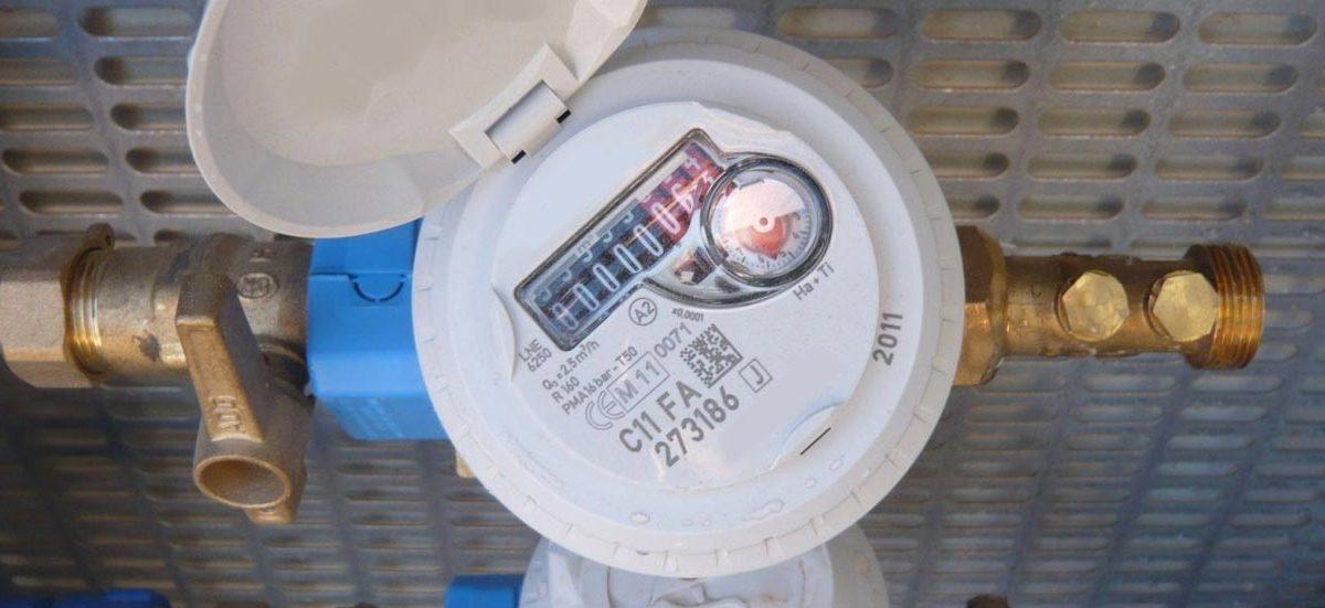 Déménagement : ouvrir un compteur d'eau
